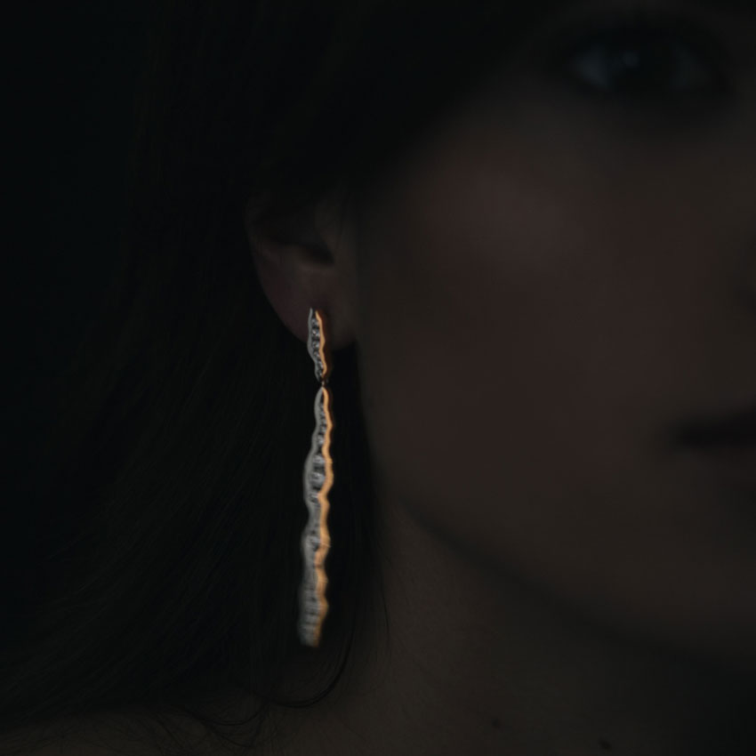 TONALI EARRINGS | PAOLA VAN DER HULST