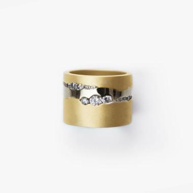 Fusion Ring | Paola van der Hulst