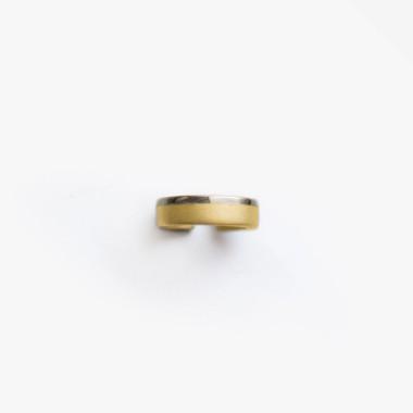 Tonali Gold Ear Cuff | Paola van der Hulst
