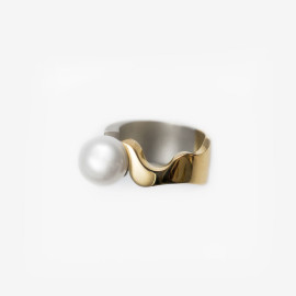 Tonali Pearl Ring | Paola van der Hulst
