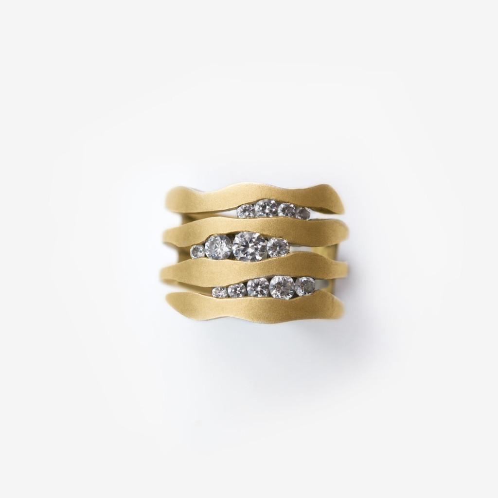 Tonali Ring | Paola van der Hulst