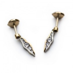 small tonali earrings 2 | Paola van der Hulst
