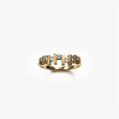 Floating Diamond Ring   Paola van der Hulst