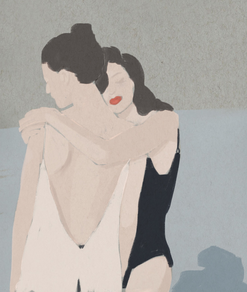 Les Amis by Paola van der Hulst