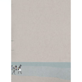 beach-life-ii-art-print-by-paola-van-der-hulst
