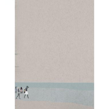 beach-life-ii-art-print-by-paola-van-der-hulst