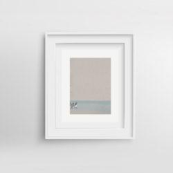 beach-life-ii-framed-art-print-by-paola-van-der-hulst