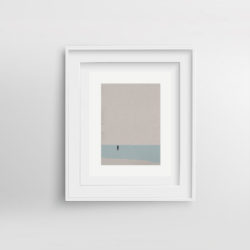beach-life-iv-framed-art-print-by-paola-van-der-hulst