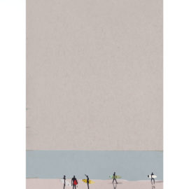 beach-life-art-print-by-paola-van-der-hulst