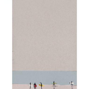 beach-life-art-print-by-paola-van-der-hulst