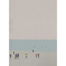 beach-life-iii-art-print-by-paola-van-der-hulst