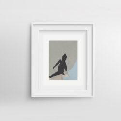 chasing-summer-framed-art-print-by-paola-van-der-hulst