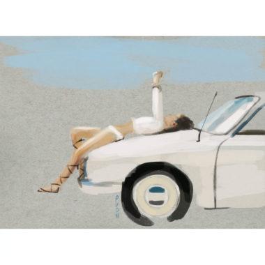 fast-lane-ii-art-print-by-paola-van-der-hulst