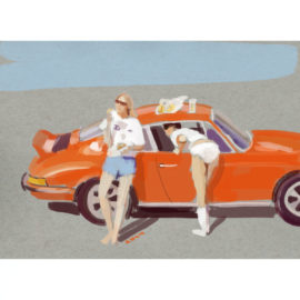 fast-lane-art-print-by-paola-van-der-hulst