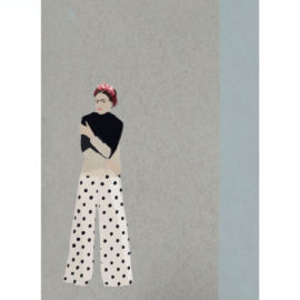 polka-frida-art-print-by-paola-van-der-hulst