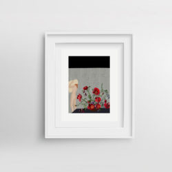 Bloom-II-Paola-van-der-Hulst-Art-print-framed