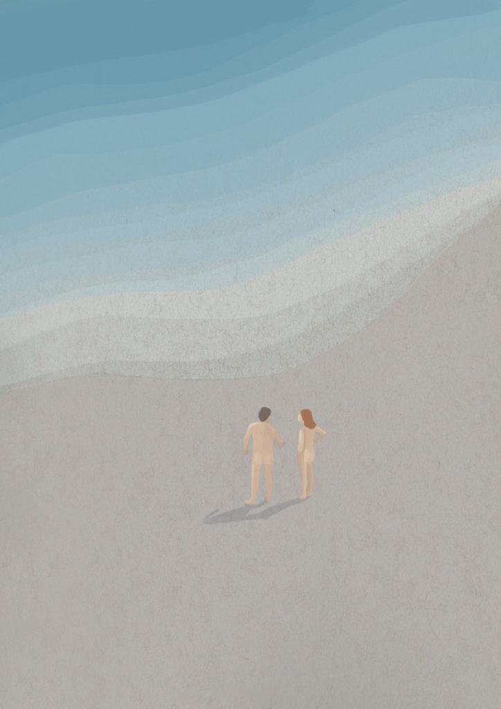 Life's-A-Beach-II-by-Paola-van-der-Hulst