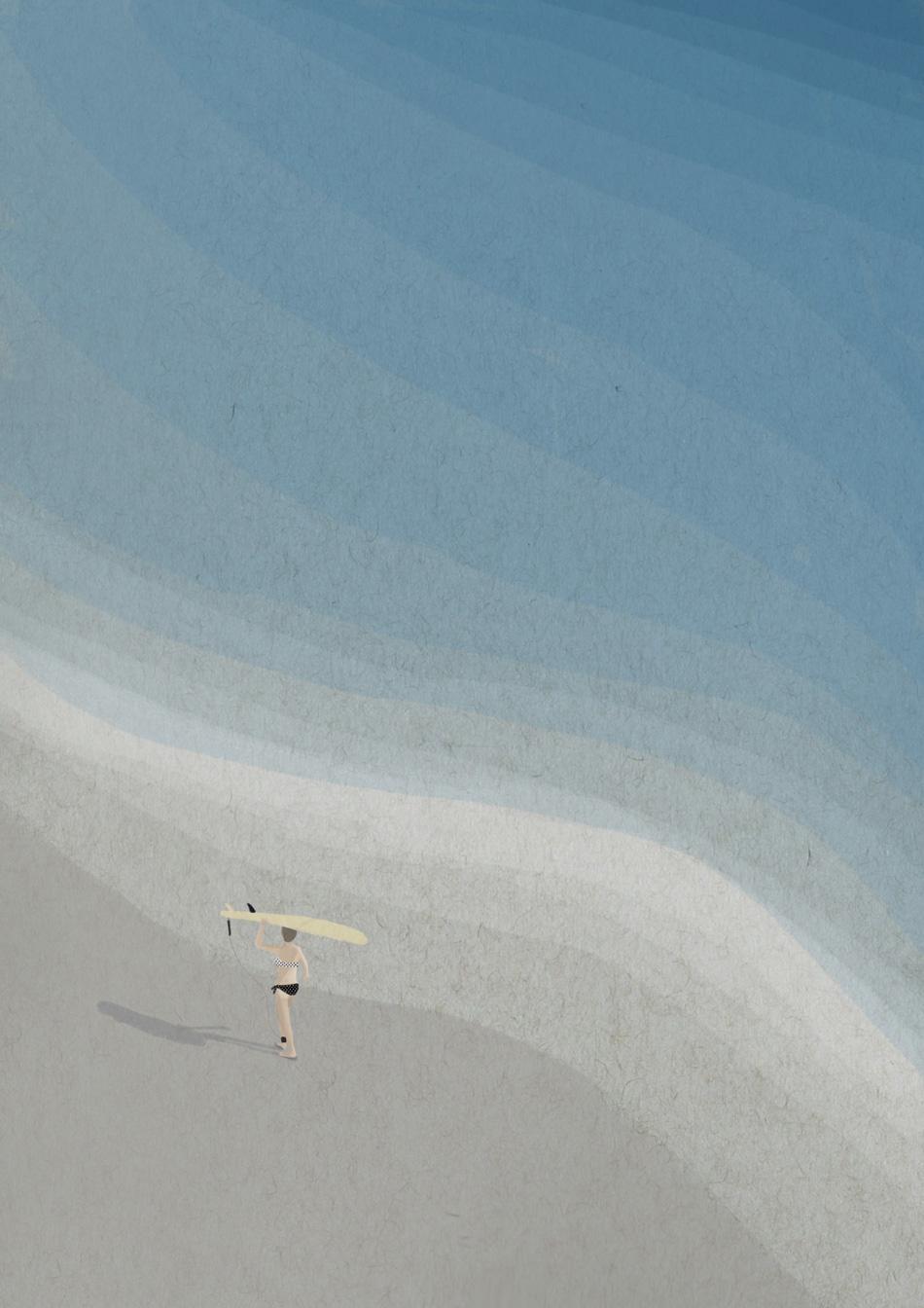 Life's-A-Beach-IX-by-Paola-van-der-Hulst