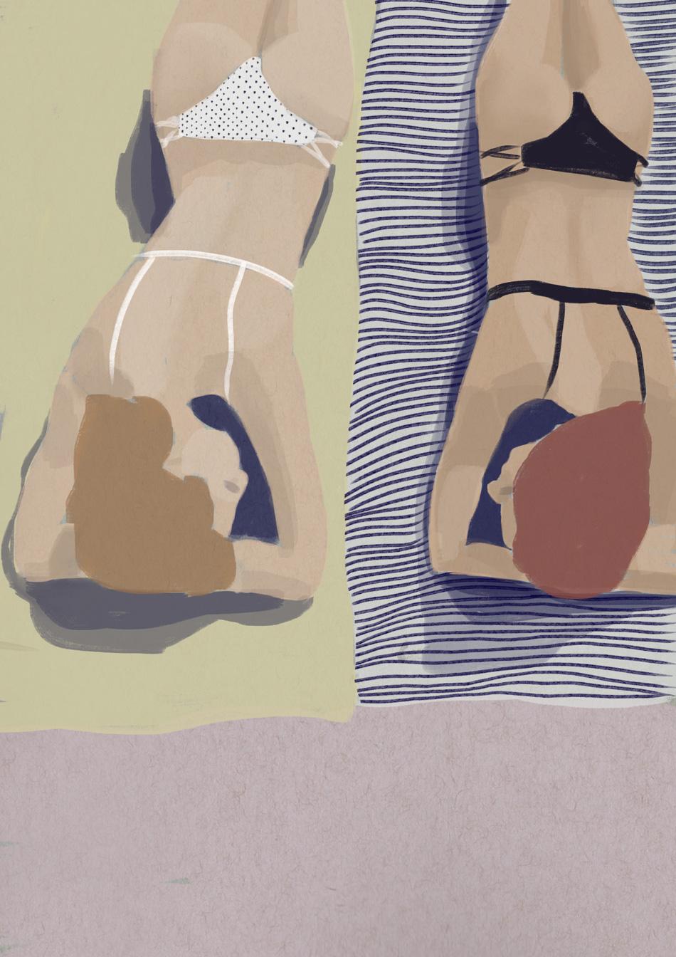 Life's-A-Beach-VII-by-Paola-van-der-Hulst