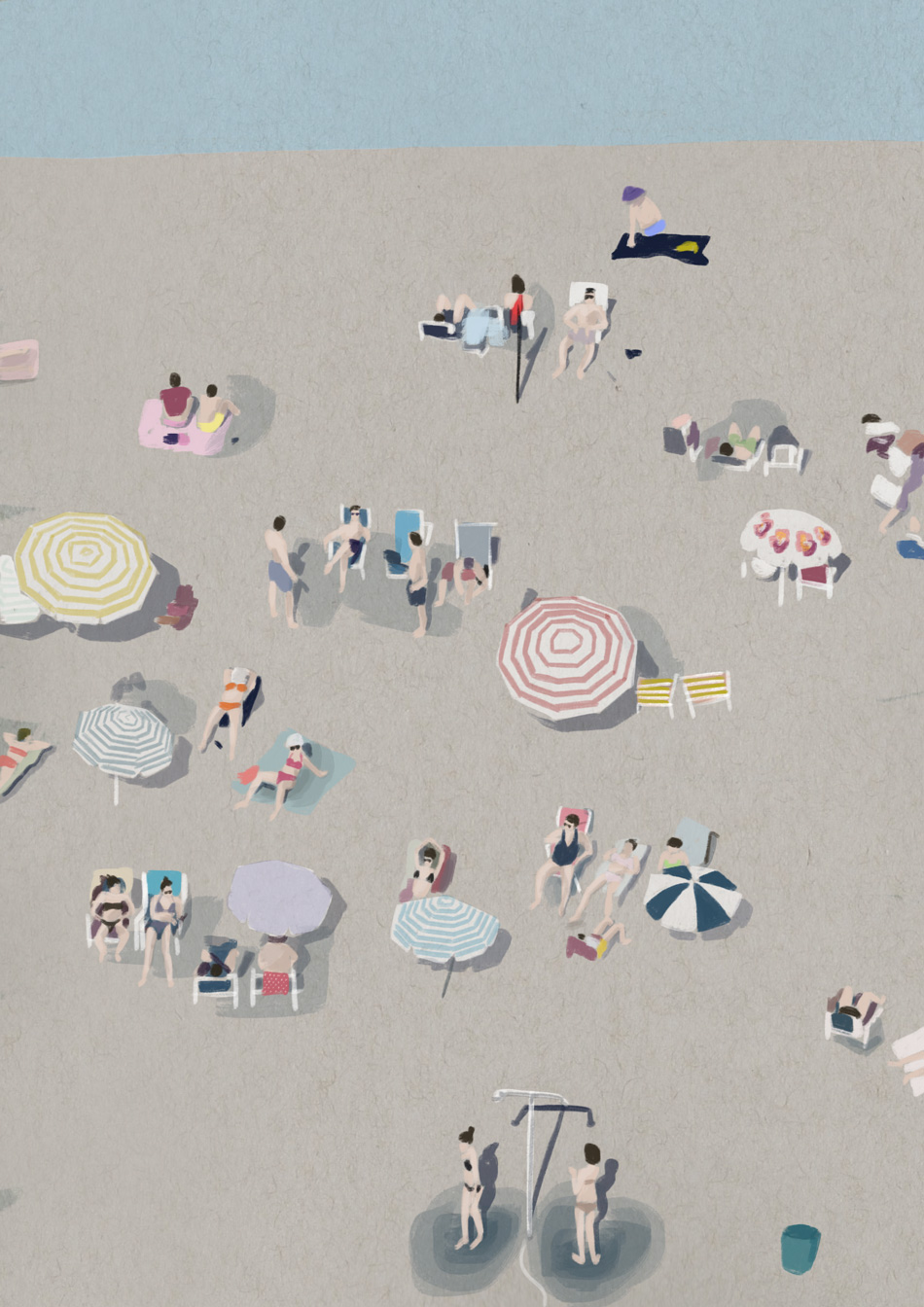 Life's-A-Beach-by-Paola-van-der-Hulst